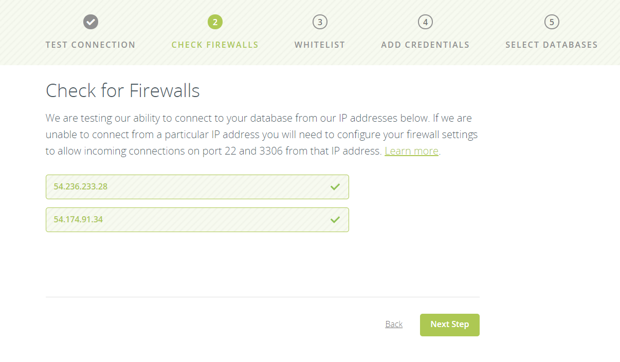 CodeGuard: Check Firewalls