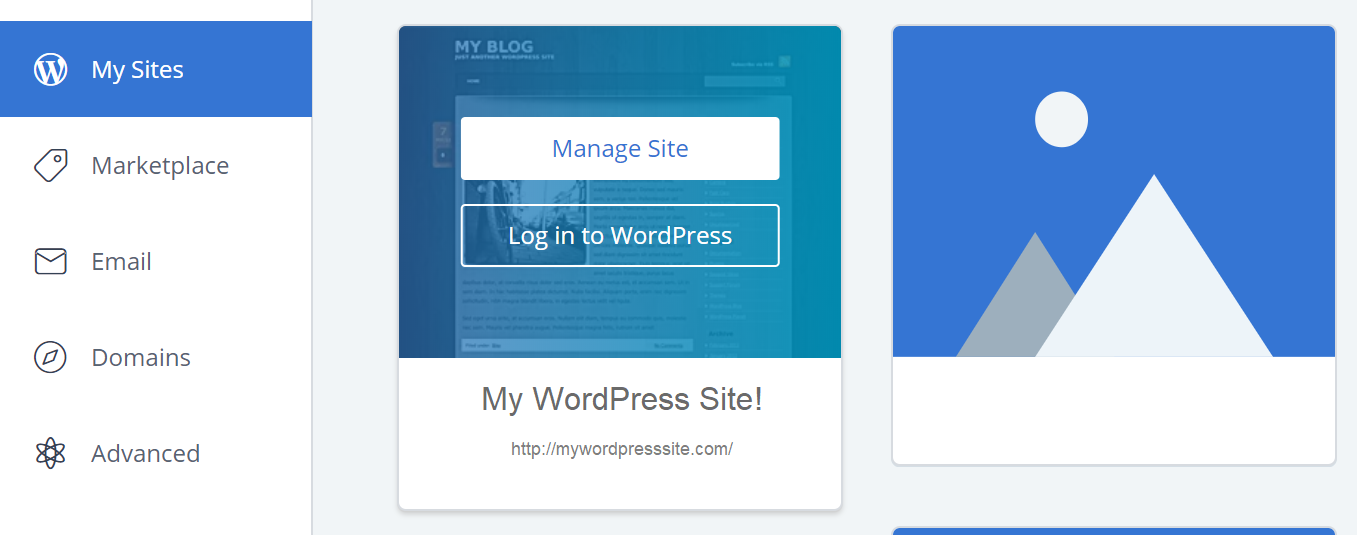 Manage My Site
